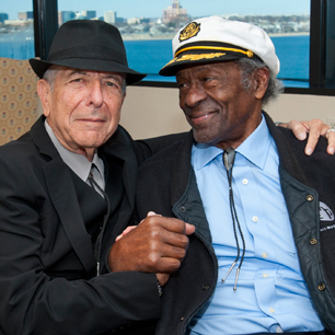 leonard cohen with chuck berry.jpg