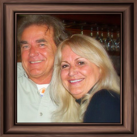 George & Mary Framed!.jpg