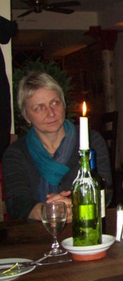 Elke, Saturday evening