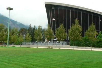 Grenoble, le palais des sports